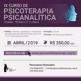 Psicoterapia Psicanalítica