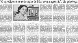 Entrevista para o Jornal da Cidade: Petruska Menezes