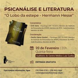 O Lobo da Estepe de Hermann Hesse