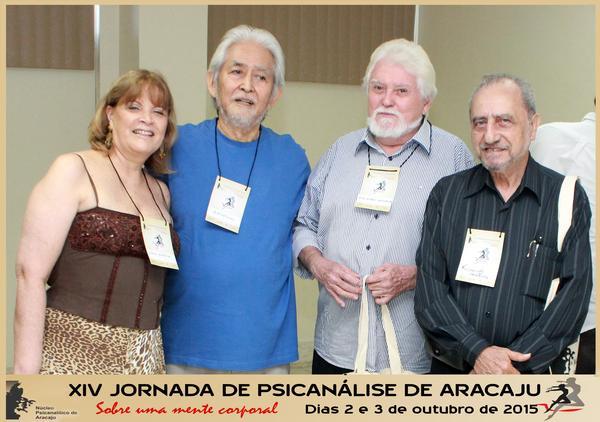 XIV Jornada de Psicanálise de Aracaju - 2015