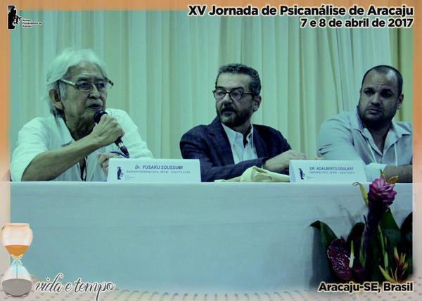 XV Jornada de Psicanálise - 2017